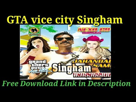 GTA Vice City Singham Free Download