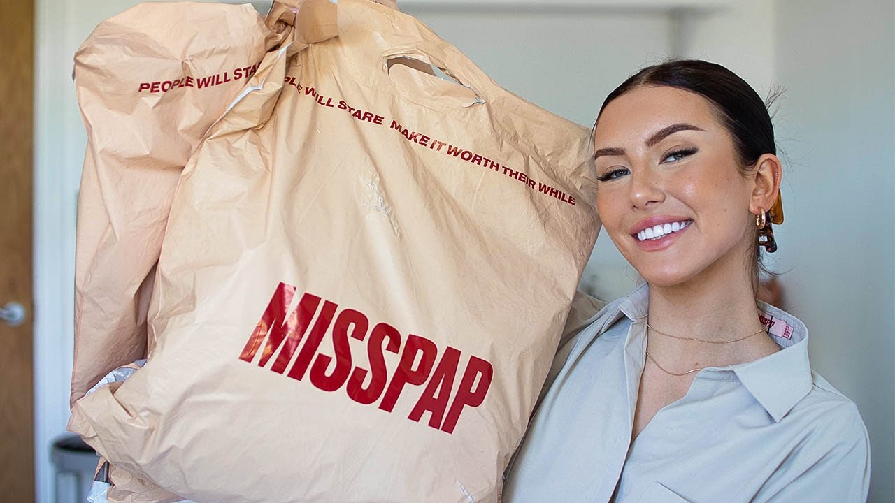 MISSPAP TRY ON SUMMER CLOTHING HAUL 2021! with 40% discount code!! ad | Hannah Renée