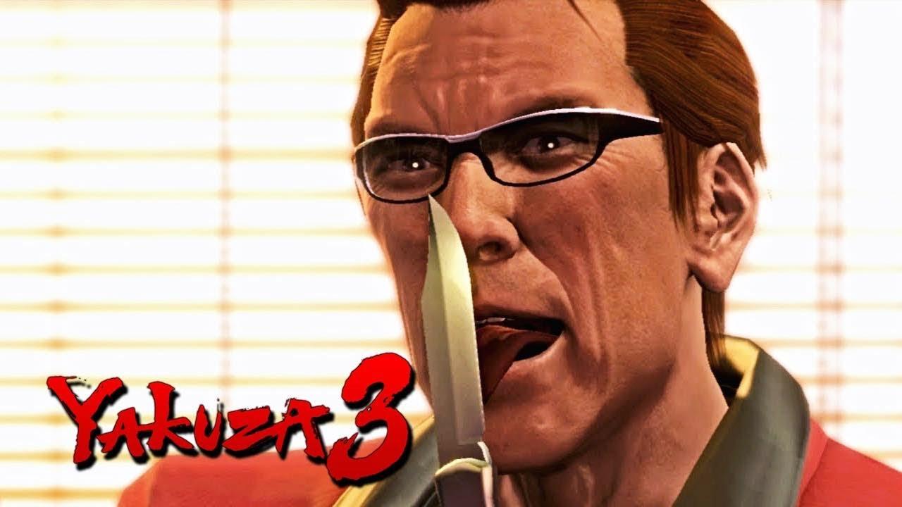 Yakuza 3 - Chapter #3 - Power Struggle (2/2) - YouTube