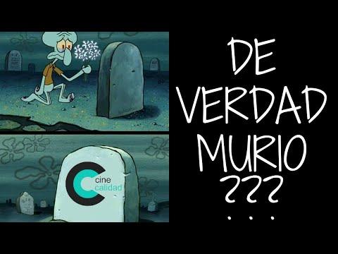 ADIOS CINECALIDAD!!! :(