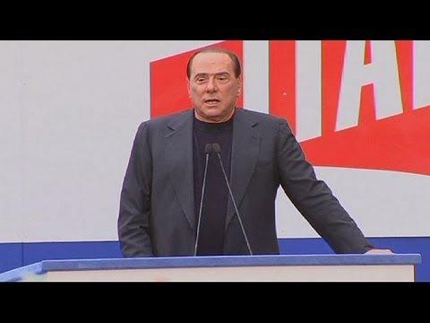 Italy's president says Berlusconi verdict definitive