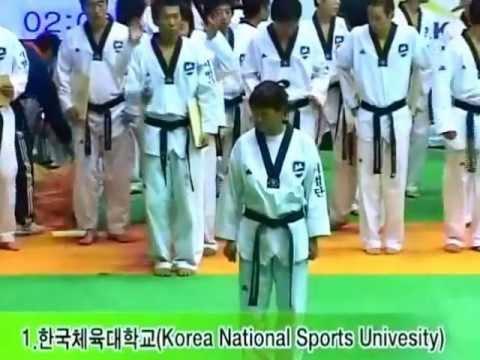 World Taekwondo Hanmadang part1/4