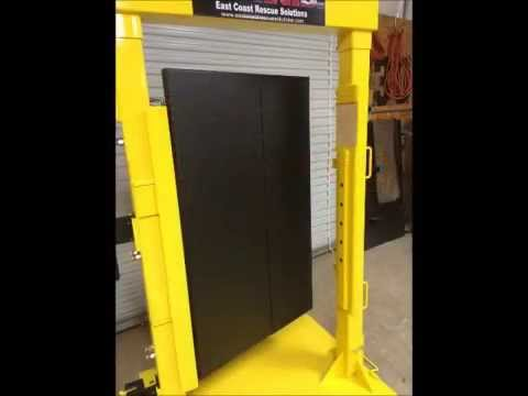 Forcible Entry Door Simulatorprop By East Coast Rescue Solutions