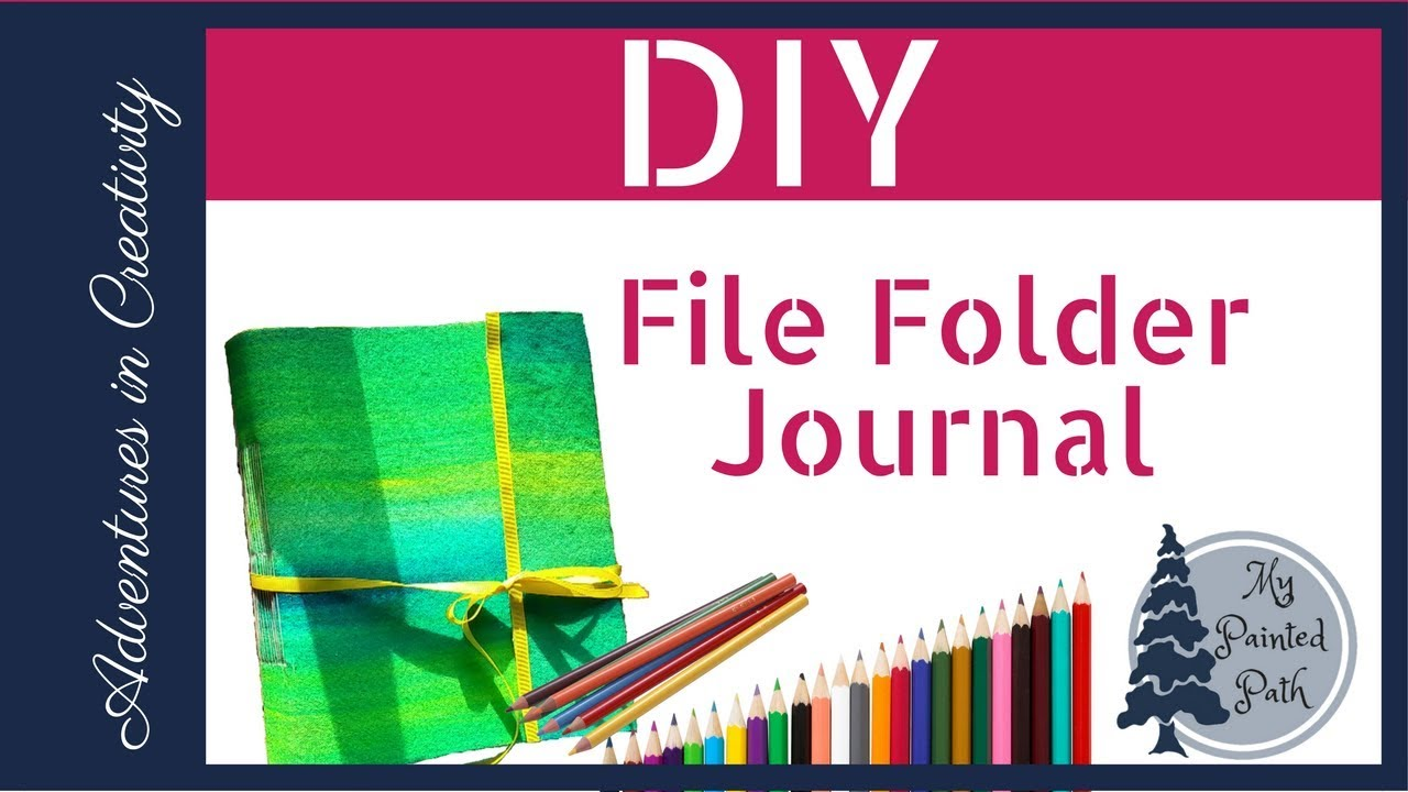 Diy file folder box to organize your stickers youtube - Diy File Folder Box To Organize Your Stickers Youtube 46