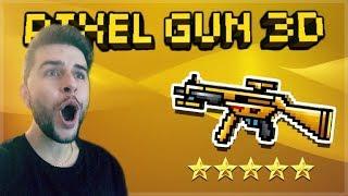 THE MYTHICAL GOLDEN FRIEND IS STILL AMAZING! RANDOM CLASS SETUP! | Pixel Gun 3D