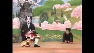 [4S Languages] 茶とけんの歌舞伎コント