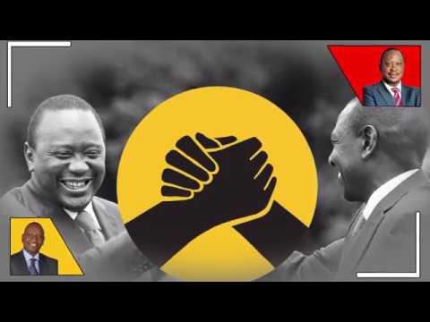 Uhuruto Social media campaign