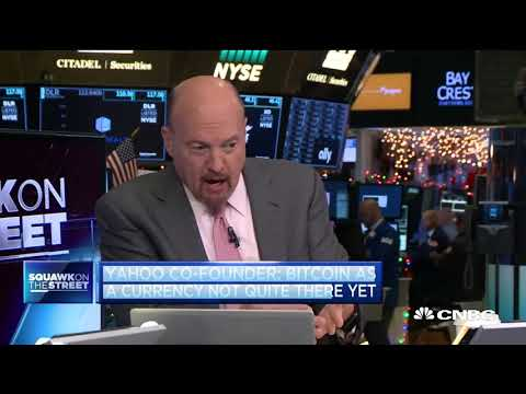 Jim Cramer  Bitcoin's Surge Has 'Very Little To Do With Investing'