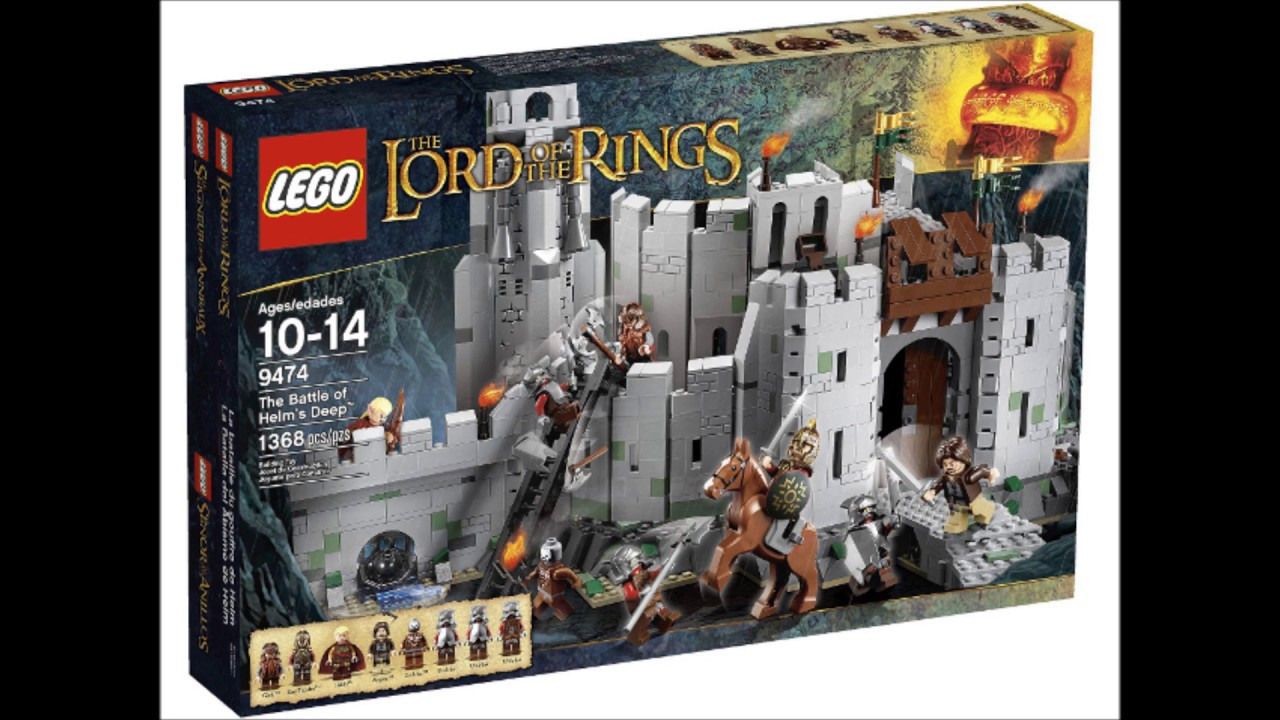 lego lord of the rings - photo #28
