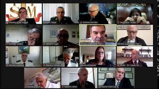 STM ao vivo: Julgamentos virtual da Corte (01/07/2020)