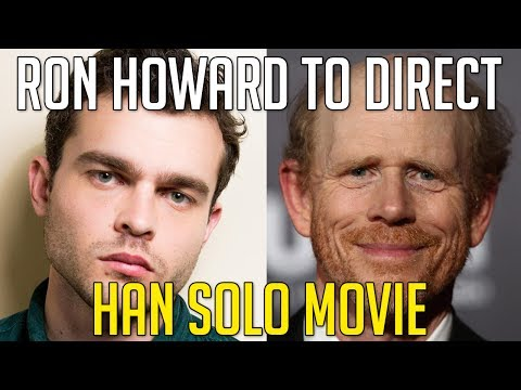 Ron Howard takes over as director of Han Solo film | STAR WARS NEWS