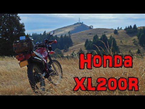 1983 Honda XL200R - (83 XL 200 R) [ Moto Ventures II ]