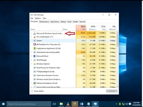 windows search host cpu