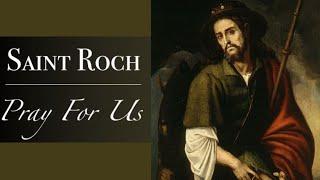 Novena to St. Roch against the virus