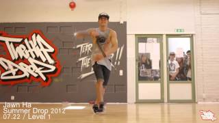 jawn ha worldwide choppers by tech n9ne ft busta rhymes choreography summer drop 2012