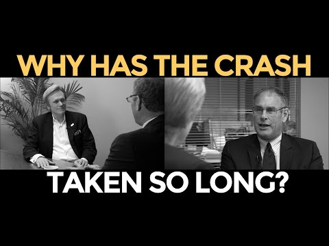 Why Has The Stock Market Crash Taken So Long? Mike Maloney with Rick Rule