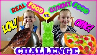 Baixar REAL FOOD vs. GUMMY FOOD CHALLENGE - Magic Box Toys Collector