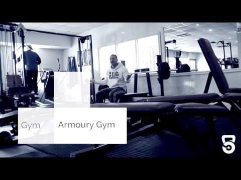 Armoury Gym Tour- Bristol