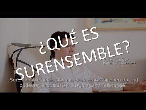 EPK Pablo Sáez , Surensemble Jazz ( 🇩🇪 UNTERTITEL)