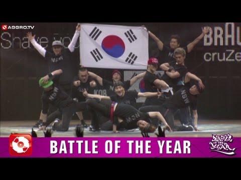 BATTLE OF THE YEAR 2011  07  JINJO CREW  KOREA  HD VERSION AGGROTV
