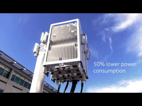 Nokia AirScale Radios chart the path to 5G