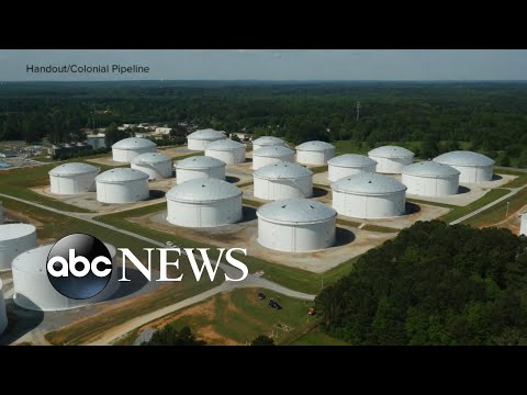 Major fuel pipeline forced to shut down after cyber attack
