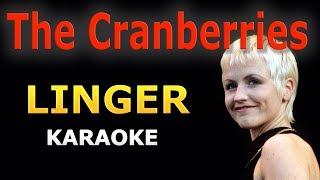 The Cranberries - Linger LYRICS Karaoke