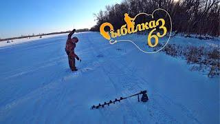 Рыбалку спасли балансиры Ловля окуня на балансир зимой