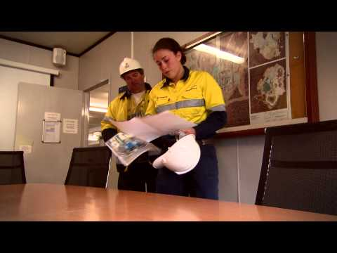 Mining Employees Promotional Video - Mechanical Engineer