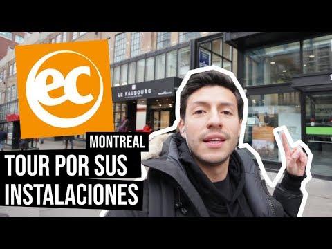Estudiar Inglés O Francés En Canadá: EC Montreal