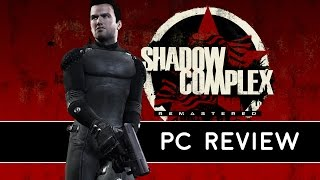 Shadow Complex Remastered PC Review