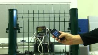 Обзор GSM модуля для управления с помощью мобильного телефона производство Doorhan