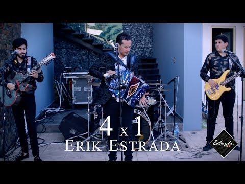 4x1 - Erik Estrada (En Vivo 2018) (Video Musical)