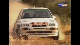 [Video.54] Elpa Rally Halkidiki 1996 (Greece)([Facebook RALLYpèdia & MOTORsport] 31.08.--1.09.1996, Porto Carras / Leonídas Kyrkos / Ford Escort RS Cosworth / Valvoline / Armodios Vovos / Lancia ..., 2013-05-29T14:38:12.000Z)