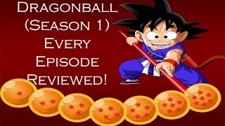 Every Episode of Dragonball (Season 1) Reviewed!