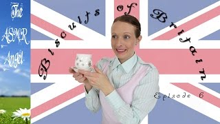 Asmr Role Play Biscuits Of Britain- Daisy Flowers Special - Ep6