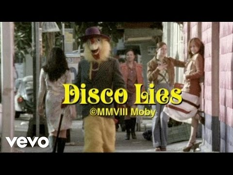 Moby - Disco Lies слушать mp3
