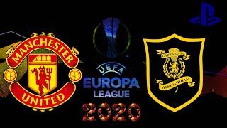 FIFA 20 UEFA Europa League Manchester United vs Livingston