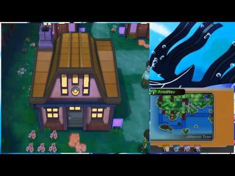 Pokemon Alpha Sapphire (Mono Water) 000 Home at last!