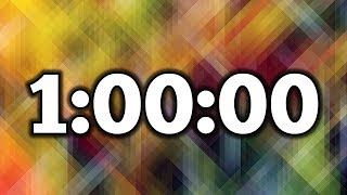 60 Minute Timer Video