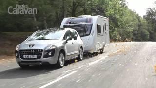 Practical Caravan | Peugeot 3008 | Review 2012