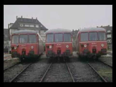 Public Transport in Germany 1987 (audio)