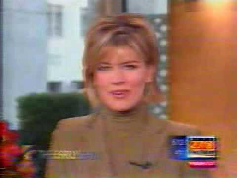3/12/2002 CBS Early Show and WKBN 27 First News This Morning Clips