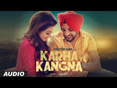 New Punjabi Songs   Mehtab Virk: Karha Vs Kangna   R Guru   Latest Punjabi Songs 2016   T-Series