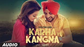 New Punjabi Songs | Mehtab Virk: Karha Vs Kangna | R Guru | Latest Punjabi Songs 2016 | T-Series