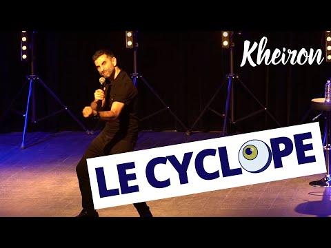 Le cyclope - 60 minutes avec Kheiron