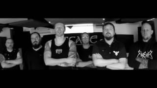 Hecate Enthroned- Saludo Iberian Warriors Metal Fest 2016 [Zaragoza]
