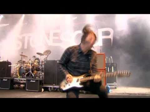 Stone Sour - Made Of Scars (Live At The Download Festival 2010)
