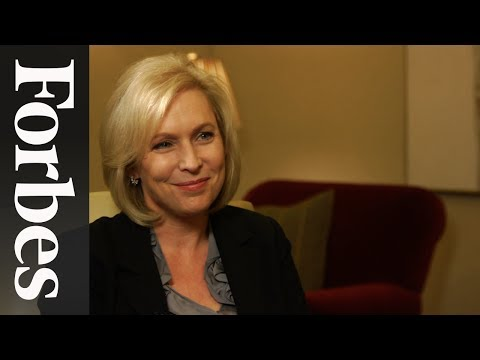 Kirsten Gillibrand: Best Career Advice | Forbes