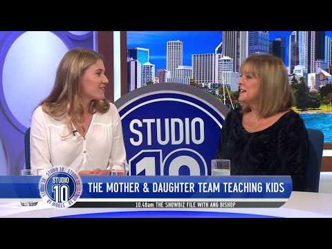 Keri Chittenden And Her Daughter Help Kids in Kenya | Studio 10